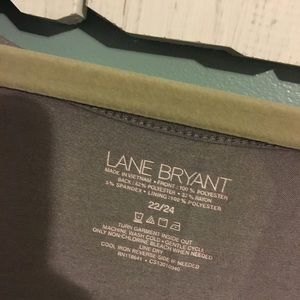 Lane Bryant Tops - Lane Bryant Sequin Shell tank top.